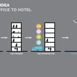 Pop-Up Hotel by PinkCloud.dk