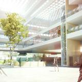 Lobby (Image: Henning Larsen Architects)