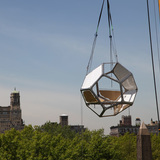 Tomás Saraceno on the Roof Cloud City