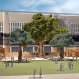 Eisenhower Memorial proposed by Frank Gehry via Gregory Walker