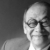 Award-winning architect Ieoh Ming Pei, the 2014 UIA Gold Medal recipient.