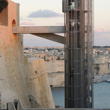 Transport category: Barrakka Lift by Architecture Project (Malta)