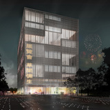 Honorable Mention: Stücheli Architekten AG with joint tenderer Bio Architecture Formosana