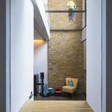 West London House in Hammersmith, UK by Neil Dusheiko Architects; Photo: Charles Hosea and Agnese Sanvito