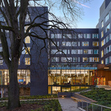 West Campus Housing - Phase I; Seattle, Washington by Mahlum Architects (Photo: Benjamin Benschneider)
