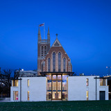 London Winner 2012: The St. Paul's Centre, St Paul's Church, Hammersmith - Richard Griffiths Architects (Photo: Will Pryce)