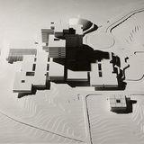 Lavizan Military Hospital, Tehran 1971 (designed by Heydar Ghiai an Iranian-French architect)