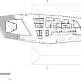 Plan: Level 6. Image courtesy of Zaha Hadid Architects.