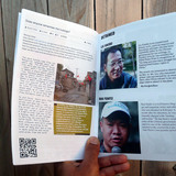 Archinect Zine #1, the AI WEIWEI issue