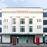 Queens Apartments, W2 by Stiff + Trevillion. Photo: Kilian OSullivan