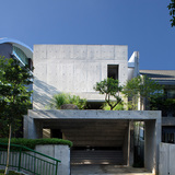 Villa winner: Namly House, Singapore by CHANG Architects. Image courtesy of WAF.