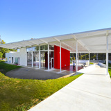 Civic Award: Potrero Heights Community Center. Architect: Lehrer Architects. Photo Credit: Michael B. Lehrer, FAIA, Lehrer Architects