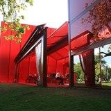 The 2010 Serpentine Pavilion by Jean Nouvel. Photo Source: annaholsgrove.blogspot.com