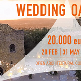 Wedding Oasis competition: early birds still open