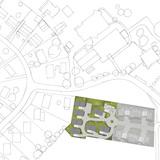 site plan Studio 19 at UNITEC - Presentation Board