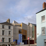 Shortlisted: An Gaelaras, Derry, UK by ODonnell and Tuomey