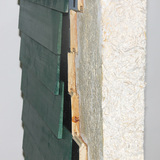 Wall insulation made from Ecovative's 'mushroom material'