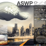 Honorable Mention: ASWP (Airship Stadium of World Peace)