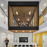Quinnipiac University - Brand Strategy Group in Hamden, CT by Amenta Emma Architects