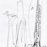 Sketch by Ben van Berkel. Image: UNStudio