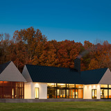 Becherer House; Charlottesville, VA by Robert M. Gurney, FAIA (Photo: Mackenzie)