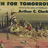 imaginary renderings of alien worlds from the 50s-60s via Eric Chavkin