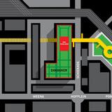 Test Site Map. Image © ZUS