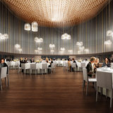 Auditorium – Banquet mode ©David Chipperfield Architects