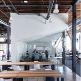 First Office's Pinterest HQ, image via http://www.firstoff.net/projects/pinterest-hq/