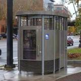 Portland Loos are public toilets in Portland, OR that are cleaned frequently. Credit: PortlandOregon.gov