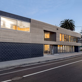 Renovated Buildings Award: Strange Weather Films. Architect: Space International, Inc. Photo courtesy of 2014 L.A. Architectural Awards
