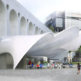 Plaza view (Image: Mekene Architecture)
