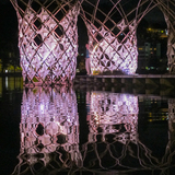 Bloom Pavilion by University of St Joseph (Macau SAR) students
