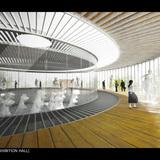 Exhibition Hall interior