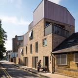 Church Walk (housing), London by David Mikhail and Annalie Riches. Photo: Tim Crocker