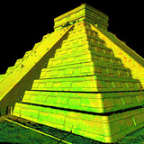 Chichen Itza: one of the 500 digitally preserved cultural sites. Image courtesy of CyArk.