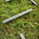 Cemetery Marker; South Canaan, PA by Kariouk Associates (Photo: Photolux Studio/Christian Laloned)