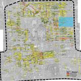 Existing Network of Hutongs in historic Beijing. Source- Yang, Yang via Alexander Morley