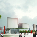 West promenade view. Image: WAI Think Tank