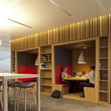 Rabobank Westelijke Mijnstreek Advice Centre in Sittard, the Netherlands by Mecanoo
