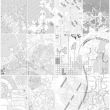 Each landmass focuses on two schemes (such as Howard's Garden City, Hilberseimer's Groszstadt, or Tange's Tokyo Bay Plan) and, in turn, couples these with its adjacent urban islands. What results is a composite of 20th century visionary architectural urbanism. Image courtesy of Alexander...