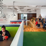 SUSTAINABLE: 22squared by Gensler (Photo: Michael Moran / OTTO)