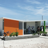 Haiti Housing Prototype in Port-au-Prince, Haiti by Inscape Publico