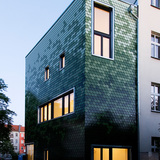 schuppen in Berlin, Germany by brandt+simon architekten; Photo: Michael Nast