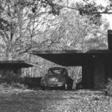 Theodore Baird House (Storrer S.277), Amherst, Massachusetts, 1940 via web.archive.org