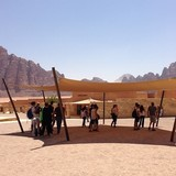 AAVS explorations at Wadi Rum