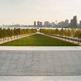 Urban Design Merit Award Winner: Franklin D. Roosevelt Four Freedoms Park in New York, NY by Louis I. Kahn, FAIA, David Wisdom, and Mitchell | Giurgola Architects (Image Credit: Paul Warchol)
