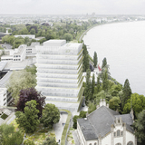 UN campus in Bonn via XML Architecture Research Urbanism