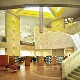 Georgetown university, Doha Qatar. Architects Legorreta + Legorreta © Pygmalion Karatzas