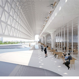 Honorable Mention: MASS STUDIES with joint tenderer Q-LAB and Wang Architects & Associates